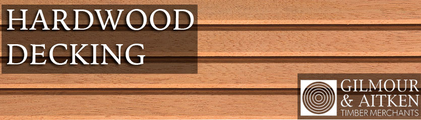Hardwood Decking & Accessories