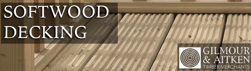 Softwood Decking & Accessories