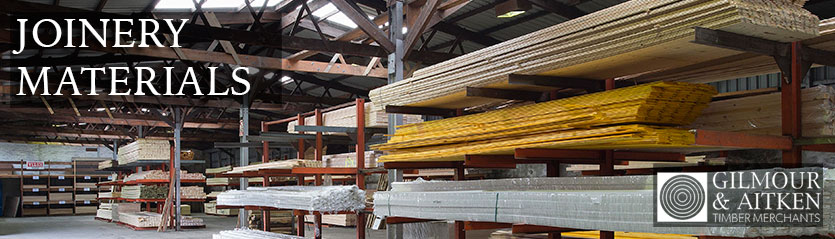 joinery materials supplier